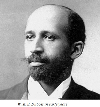 a review of social imbalances in the souls of black folks a book by w e b du bois Slender book on our understanding of the burden and scope of prejudice the souls of black folk serves as testament to du bois' position as one of the foremost scholars on race and religion, in general, and the black experience, in particular in just fourteen essays, du bois provided keen insight into the social problems.