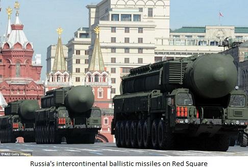 russia militarya