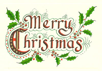 Merry Christmas to All Merry