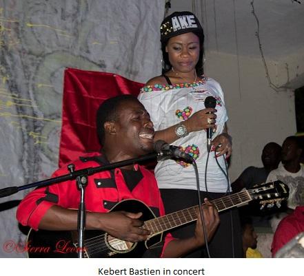 kebert in concert a