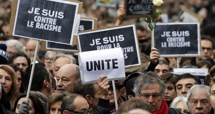 march in paris a