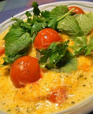 pumkin and tomato laksa1a
