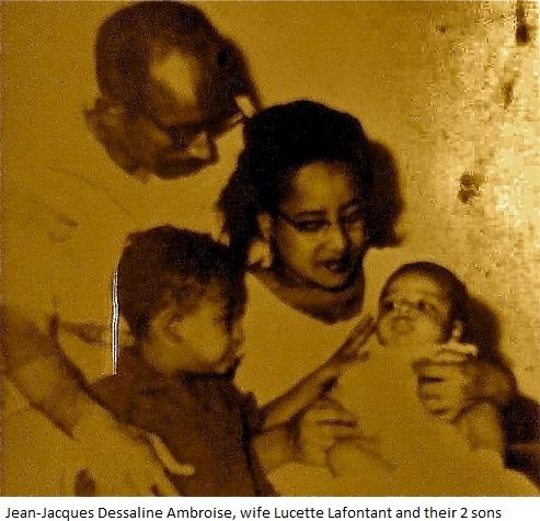 Jean and familya