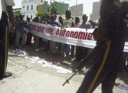 haiti university students