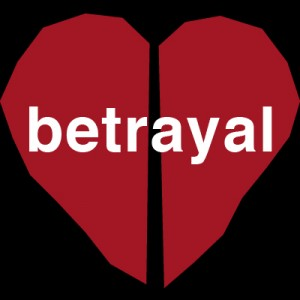 betrayal heart