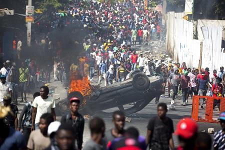 haiti fight 1