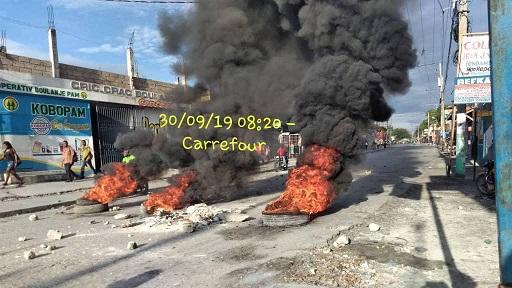 Haiti carrefour