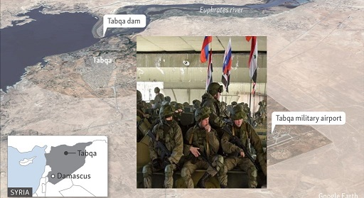 russian troops in syria a