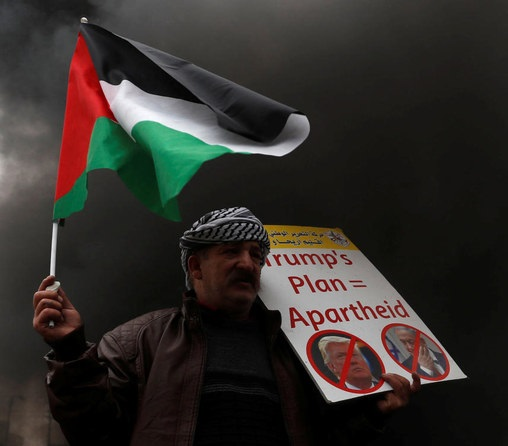 palestinians a