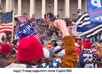 riot in DC best