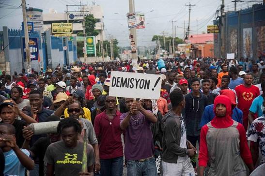 haiti mobilize a