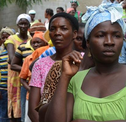WFP operations in Haiti