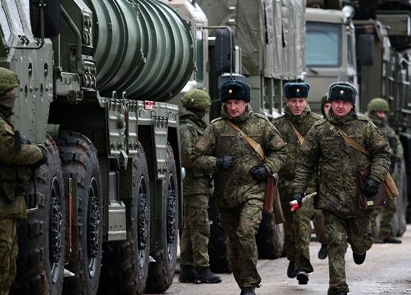 russian troops in ukraine 1