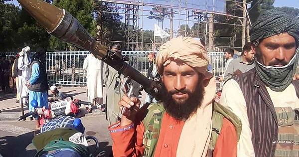 Taliban in Kabul 1